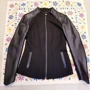 Danier Italian Leather Full zip Jacket